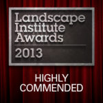 LIA Highly Commended 2013 Badge