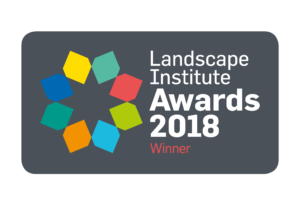Landscape Institute Award Winner 2018