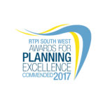 RTPI 2017 Award Badge