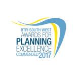 RTPI 2017 Award Badge