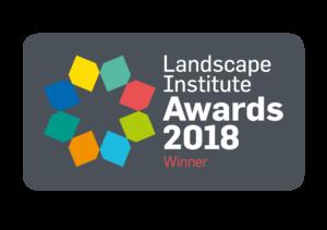 Landscape Institute Award Winner 2018