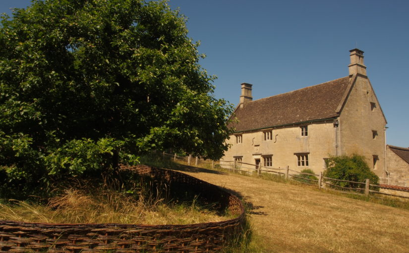 Setting Study for Woolsthorpe Manor, Home of Sir Isaac Newton</h1><h2 class='entry-subtitle'>For the National Trust (2018)</h2>